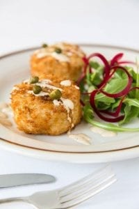 Creole Crabcakes