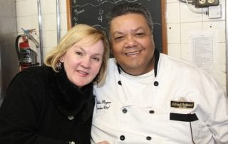 Chef Mike Regua, Antoine's Restaurant